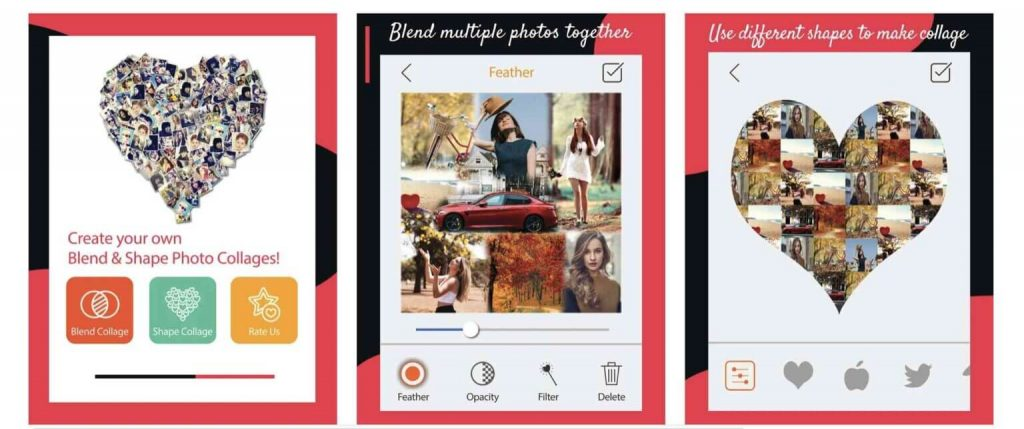 Top 5 Best Mobile Photo Collage Apps for Facebook - Ticswipe.com