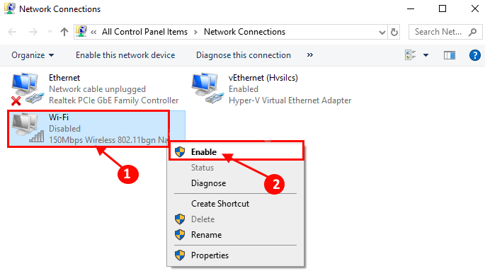 How To Fix Windows Was Unable To Connect To Wifi - Ticswipe.com