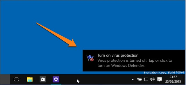 how to turn off notifications on windows 1 - Ticswipe.com