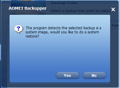 Instructions for Using the AOMEI Backupper Software - Ticswipe.com