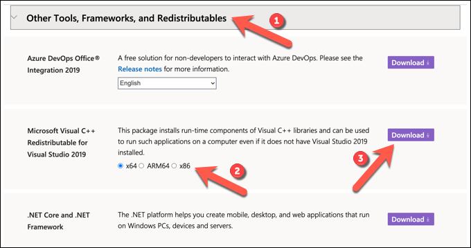 How To Fix VCRUNTIME140.dll Is Missing Windows 10 - Ticswipe.com
