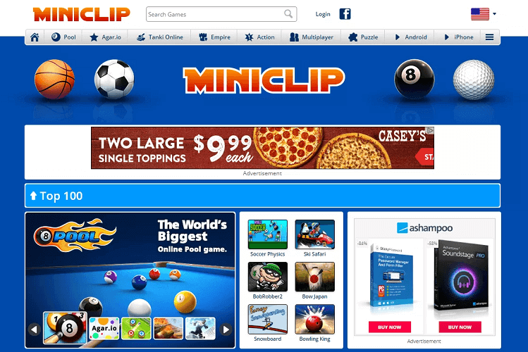 Top 21 Best Free Online Game Website To Play With Friends - Ticswipe.com
