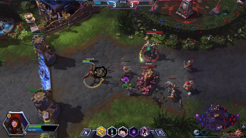 Top 8 Best MOBA Games For PC Today - Ticswipe.com