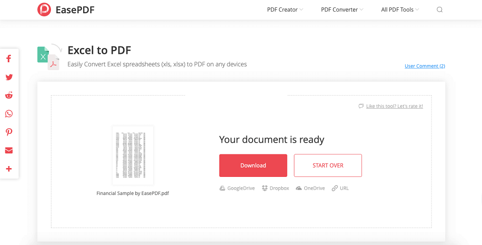 How To Convert Excel File To PDF Format - Ticswipe.com