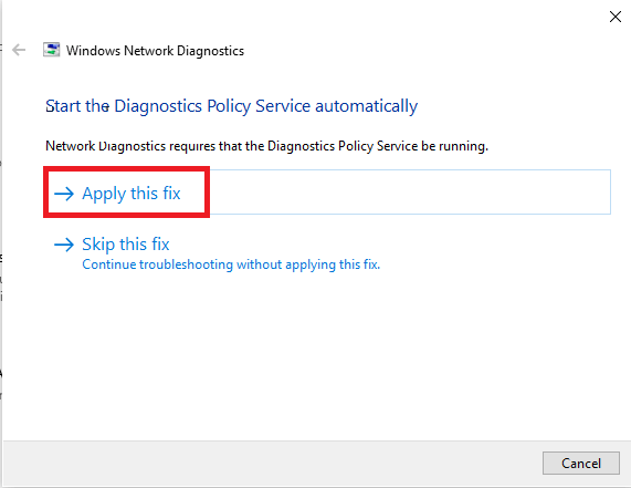 How To Fix This Site Can't Be Reached Windows 10 - Ticswipe.com
