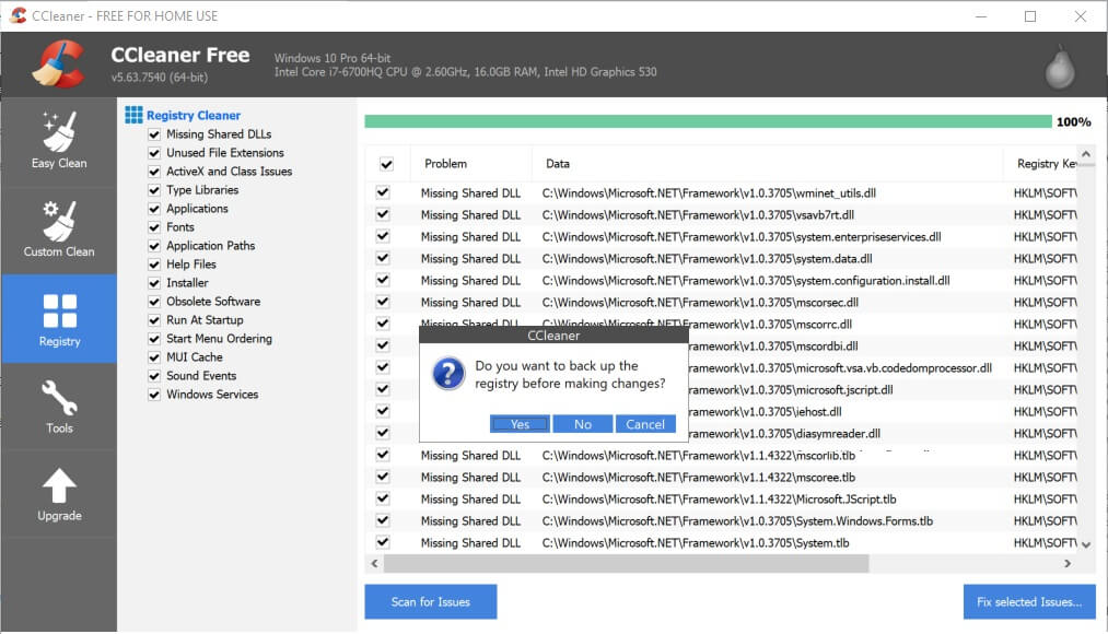 What is CCleaner? How to use CCleaner for Windows 10 - Ticswipe.com