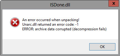 How To Fix ISDone.dll Error Codex While Installing The Game - Ticswipe.com