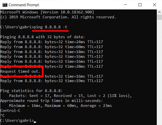 What is Ping? How to check Ping on Windows 10 - Ticswipe.com