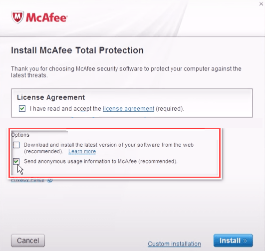 What is McAfee? How to install and remove McAfee on Windows 10 - Ticswipe.com