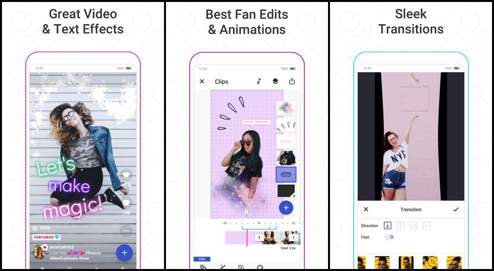 Top 8 Video Editing Apps For Android - Ticswipe.com
