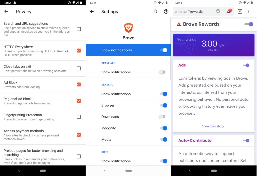 Top 8 Best Browsers For Android - Ticswipe.com